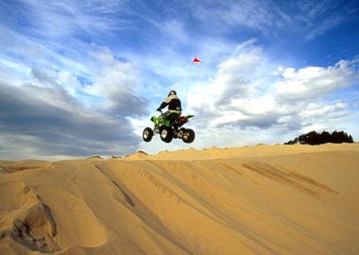 Sand Dunes Fun