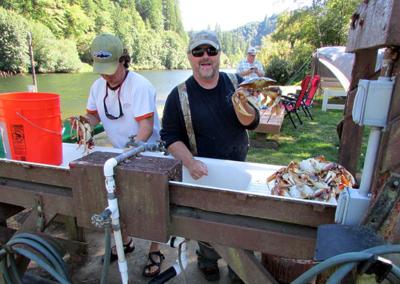 Great Crabbing!