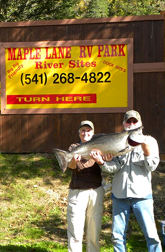 best-fishing-near-oregon-coast-maple-lane-rv-park-marina-mapleton-oregon